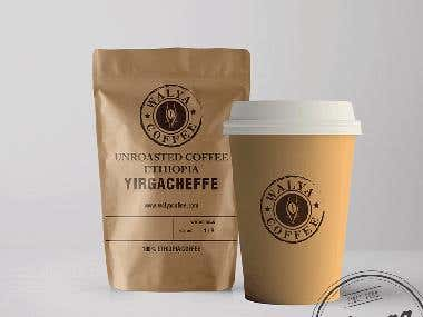 Coffee Brand design