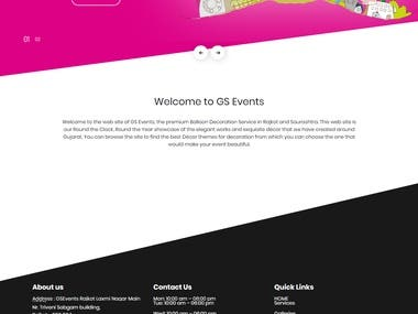 GS Events