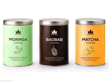 Package / Label Design