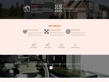 Redesign https://myhomerestorations.com/