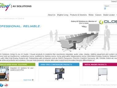 Godrej AV Solutions