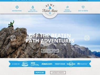 Amazing Website Designing