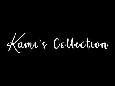 Logo For Kami's Collection