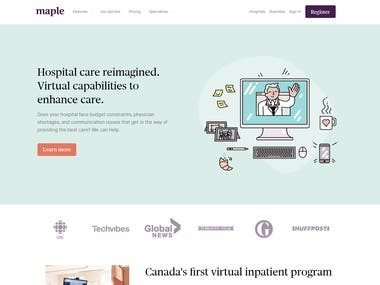 Health Care Online System