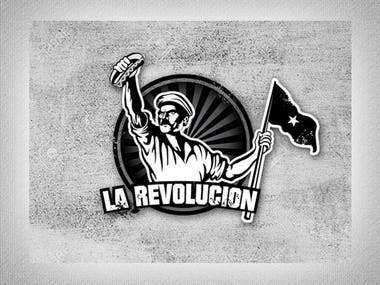 Revolution-Logo-design
