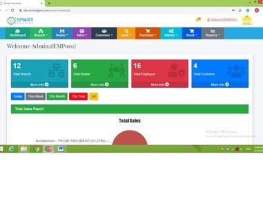Dealership Web App