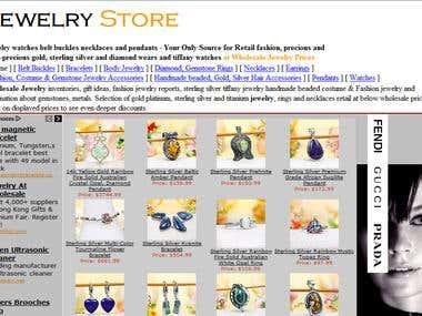 Jewelery Store