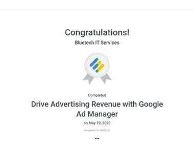 Drive Advertising Revenue with Google Ad Manager