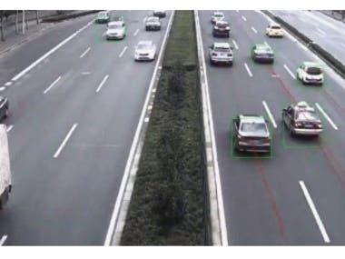Traffic monitoring system