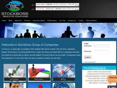 Stock Boss World