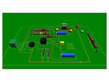 Powe Supply PCB