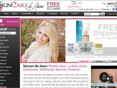 Skin Care by Alana