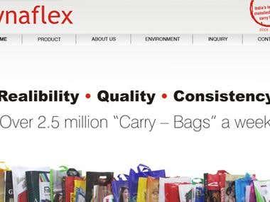 Website Design: www.dynaflex.co.in