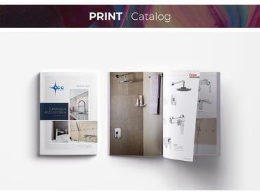 Print I catalog