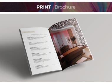 Print I Brochure