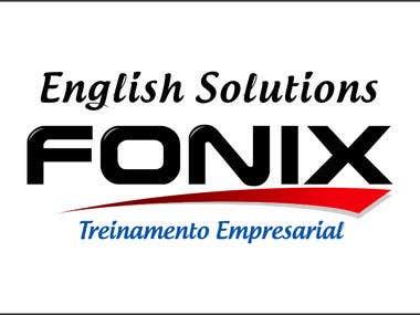 Logomarca Fonix