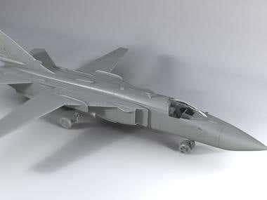 """Su-24M \""""Fencer\"""""""