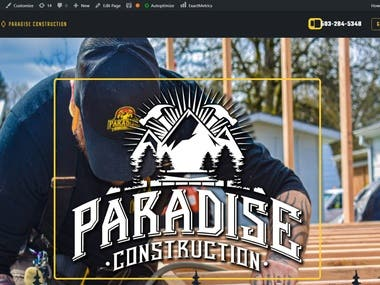 Paradise Construction website builditpdx.com