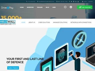 CyberSecurity Website www.shieldwallconsulting.co.uk