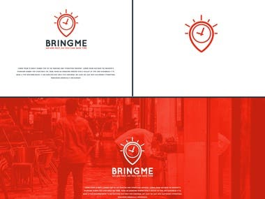 Logo design for Bring Me