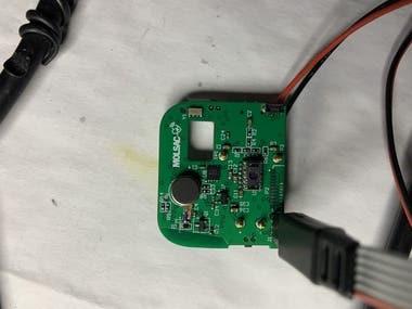 Band PCB Prototype