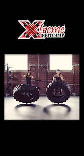 Xtreme Bootcamp(Mobile app)