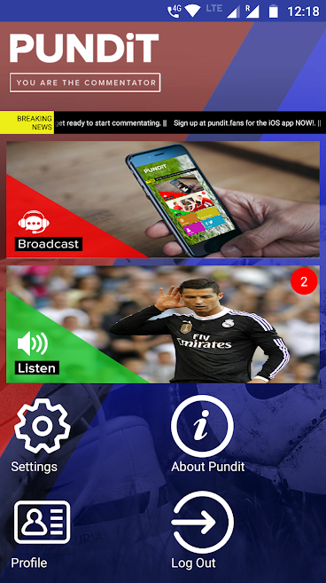 Pundit (Mobile app)