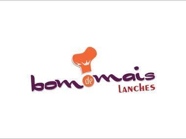 Logomarca Bom de Mais