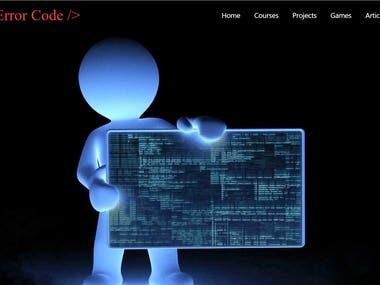 Programming errors solving portal