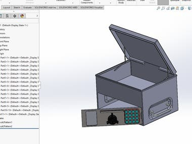 3D modelling and 3D design