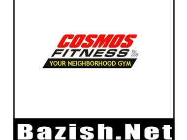 Logo for Cosmos Fitness