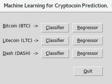 Cryptocurrency Prediction using Machine Learning