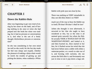 inDesign to Epub & Mobi Conversion