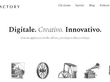 Creative Website