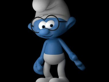 Smurfs Characters remake