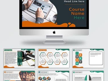E-Learning Course Design