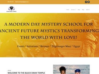 Https://blackswantemple.org