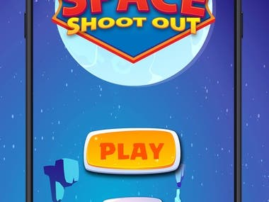 Space Shoot-Out
