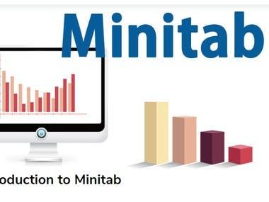 Minitab Statistics Report