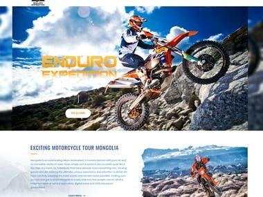 Enduroexpedition.com - Tour booking site