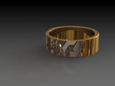 Simulated Ring