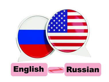 Russian to English and English to Russian Translation