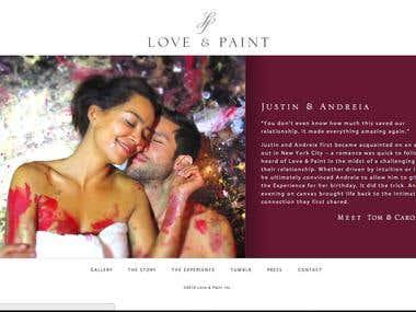 Love & Paint