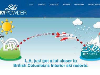 Ski Dry Powder