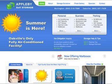 Appleby Self Storage