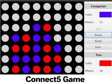 Connect5 Game