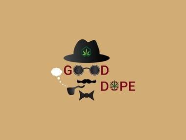 Cannabis logo.