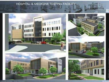 Hospital & Medicine Testing Facility