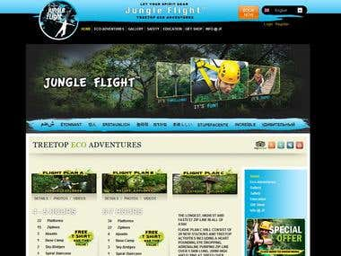 Jungle Flights