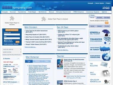 KPMG Tax Portal